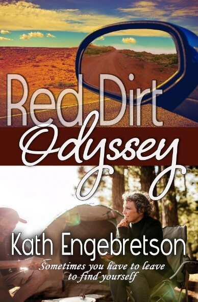 Red Dirt Odyssey Book Cover